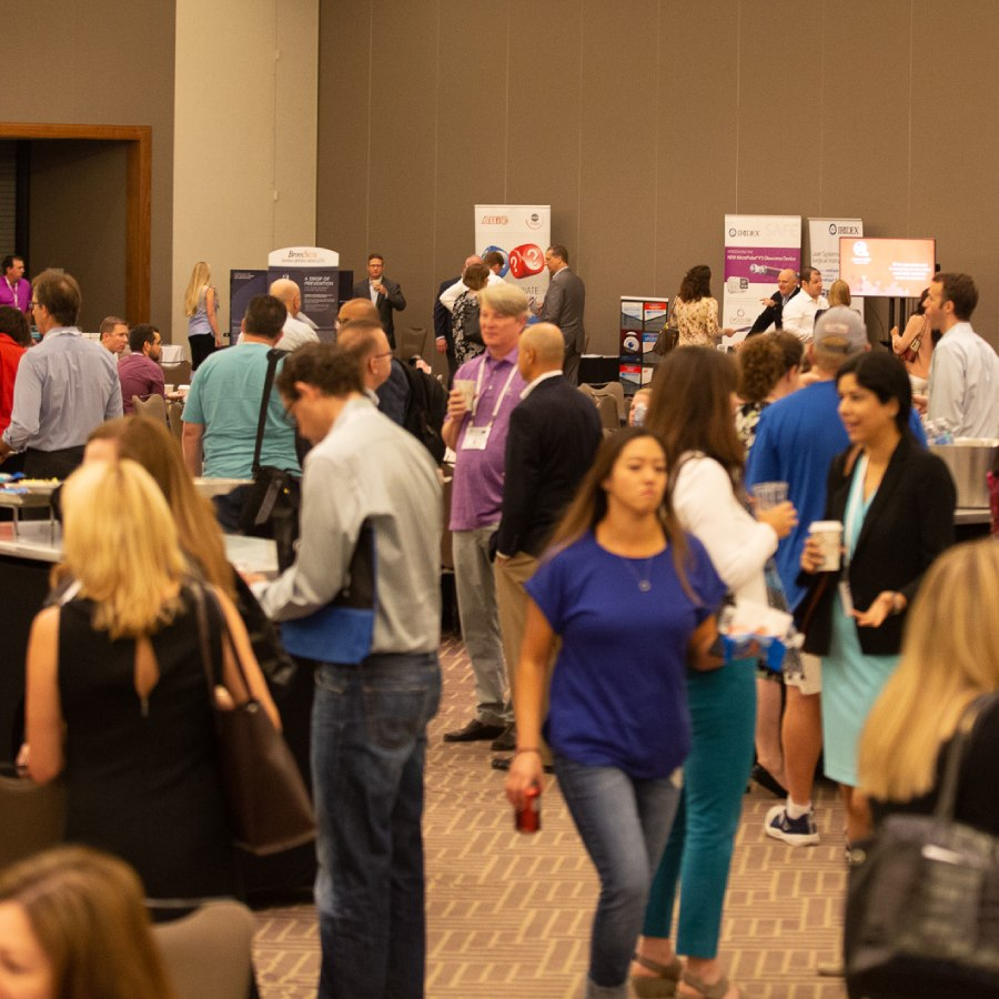 Exhibitors at the ASCRS ASOA Annual Meeting