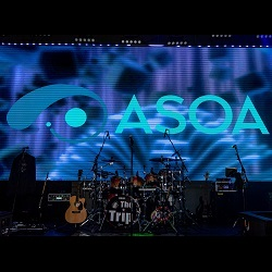 ASOA Celebration Stage