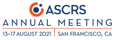 2021 ASCRS Annual Meeting Logo